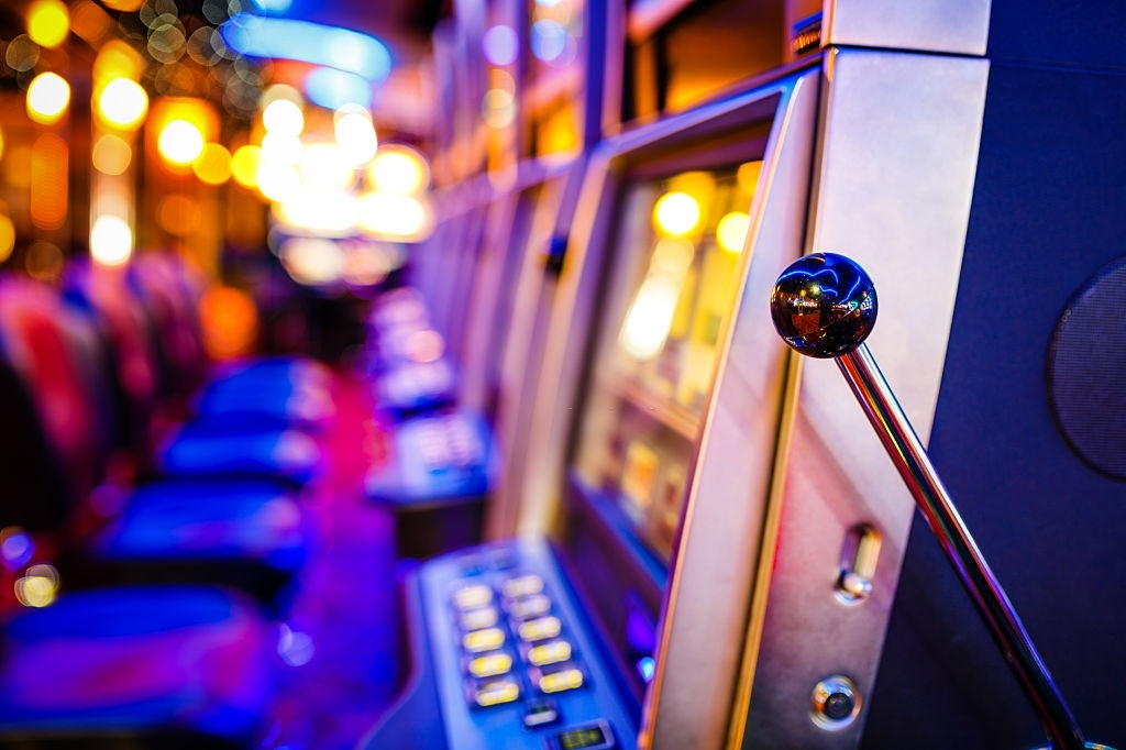 Slot Machines Mechanics and Different Types of Online Slot